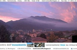 Webcam Morbegno Valtellina Meteo